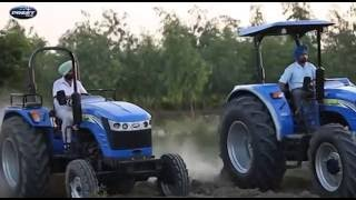 Preet Tractor features and power