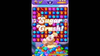 Candy Crush Friends Saga Level 151 (3 stars, No boosters)