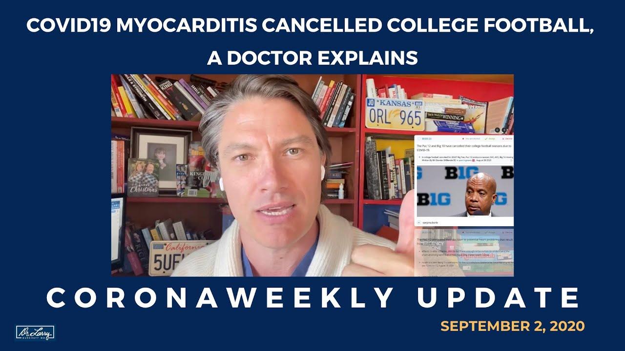College Football, Myocarditis, and COVID-19