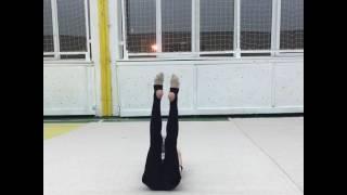 Мяч, упражнения с мячом, разминка, художественная гимнастика, rhythmic gymnastics