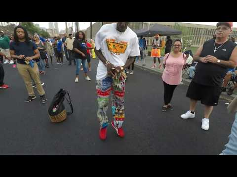 """2019 – JERSEY CITY, NEW JERSEY House Music Festival – """"CHILL TOWN JC"""" REPRESENT! – (Part 1)"""