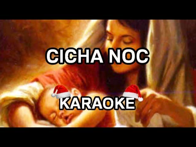 Kolędy - Cicha noc/Silent night [karaoke/instrumental] - Polinstrumentalista
