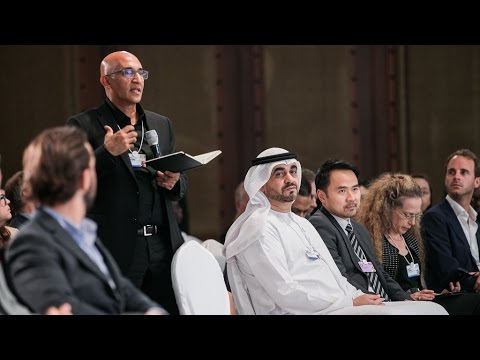 Dubai 2016 - Shaping Future Systems