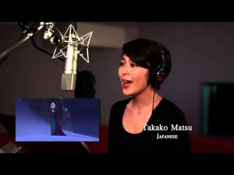 Takako Matsu - Let it go (Japanese)