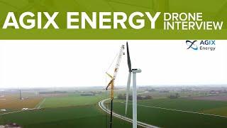 AGIX Energy - wind turbines decommissioning