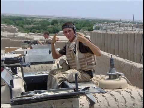 British army. My tour of afghanistan.