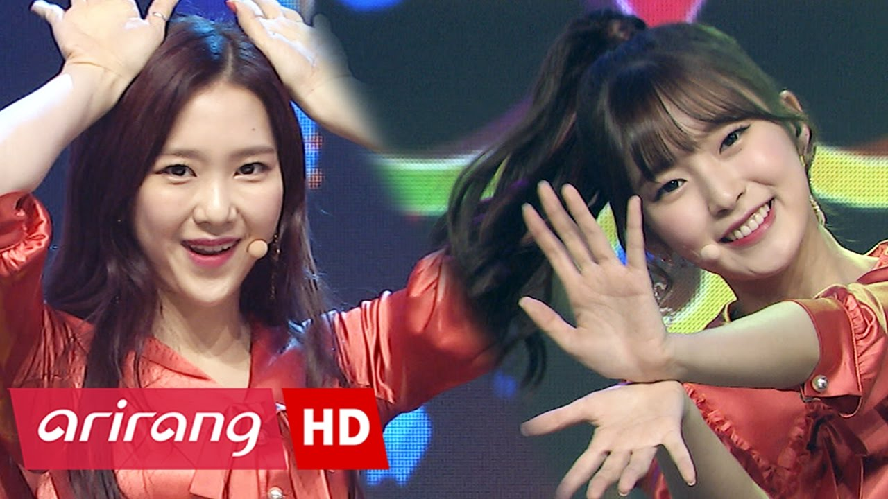 The coloring book ep -  Simply K Pop Oh My Girl _ Coloring Book _ Ep 260 _ 041417