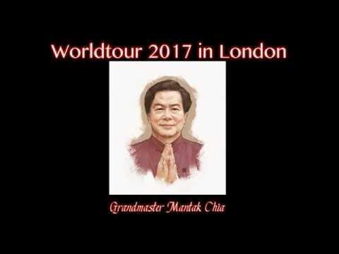 Mantak Chia Lecture in London 2017_Supreme Inner Alchemy