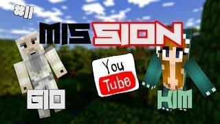 Mission YT #11: Het leven van een meisje op gaming Youtube!