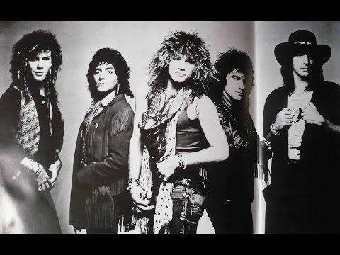 Bon Jovi - We're an American Band - LIVE (HQ AUDIO)