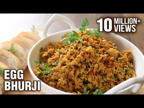 Egg Bhurji Recipe | How To Make Anda Bhurji | The Bombay Chef - Varun Inamdar