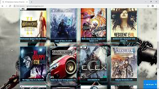 Gambar cover Situs Terbaik Download Games PC
