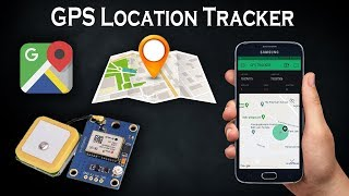 Real Time GPS Location Tracker | Nodemcu ESP8266