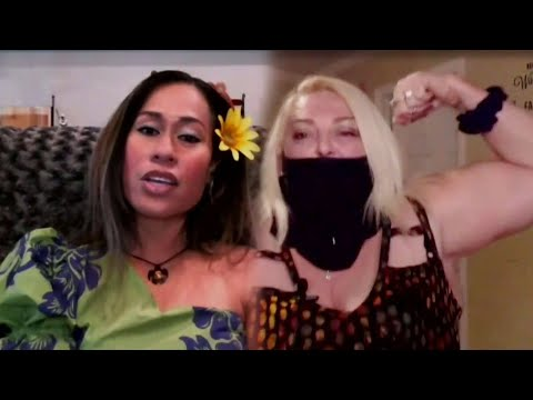 90 Day Fiance Tell All: Angela's HEATED Argument With Asuelu's Sister