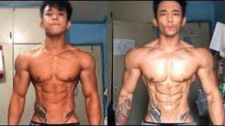 Insane Aesthetic Physique Motivation // South Korean Bodybuilder Lee Sang
