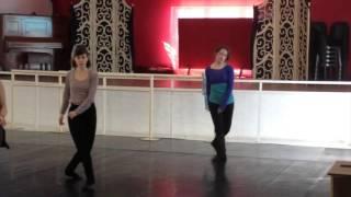 Be Mine Choreography Talia Kodesh