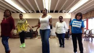 Boo'd Up Line Dance Video