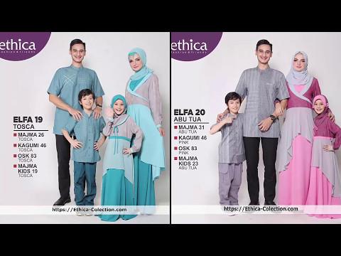 Busana Muslim Ethica Mei 2017 Youtube