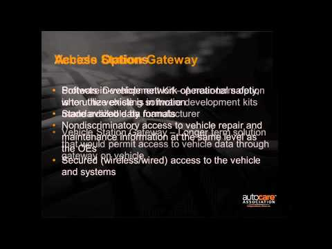 Advocacy Leader Issue Briefing Telematics, Transportation Marketplace Fairness