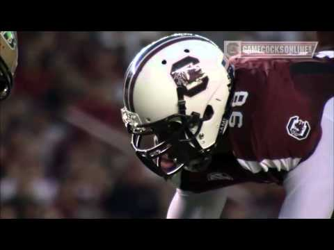 Highlights: Devin Taylor - South Carolina Football