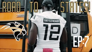 PLEASE DO NOT WATCH THIS!! || EP:7| Western High school football Road to states|| Game day vlog