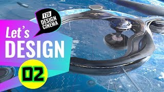 Design Cinema - Designing for Science Fiction - Part 02