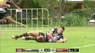 Alex Grant Rugby League Highlights 2018