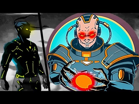 TITAN CLOSE #3 cartoon for kids game Shadow Fight 2 shadow fight videos for kids from FGTV