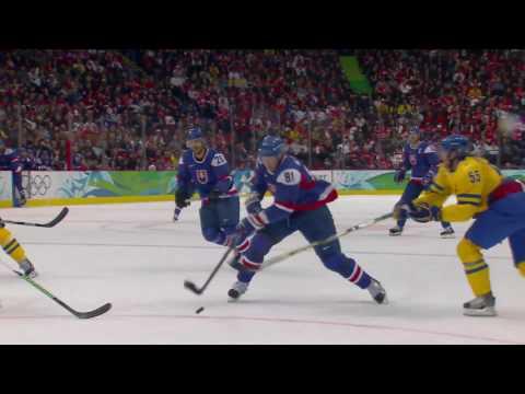 Sweden 3-4 Slovakia - Men's Ice Hockey Quarter-Finals | Vancouver 2010 Winter Olympics