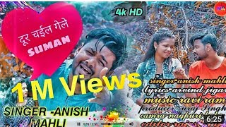 Door chail gele. sad song // new Bewafa Song //Singer Anish Mahli //act - Sonu Raj & Ishika