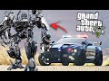 GTA 5 - LSPDFR Ep364 - Barricade Transformer Rules Los Santos!!