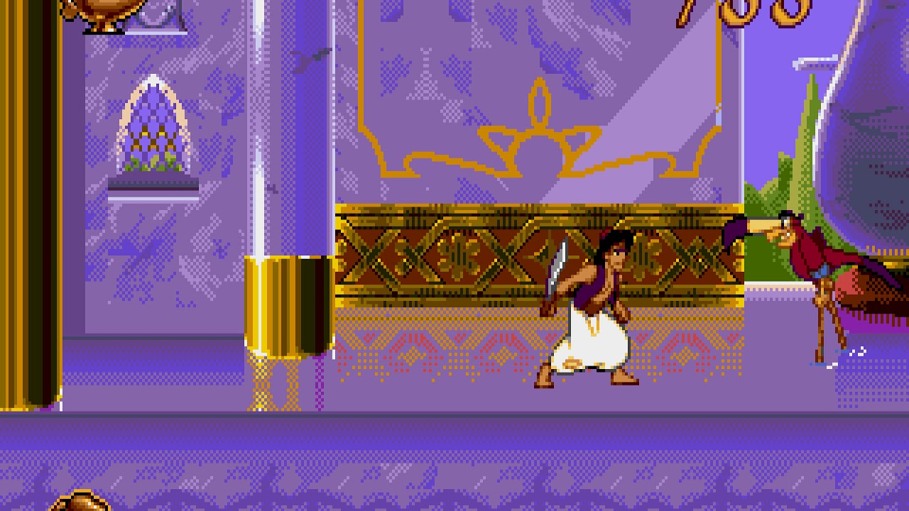 Digging for treasure in Aladdin's source code – Video Game