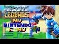 Mega Man Legends no N64 e no PSP!
