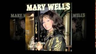 Mary Wells    Can