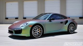 Plasti Dip A New Porsche?