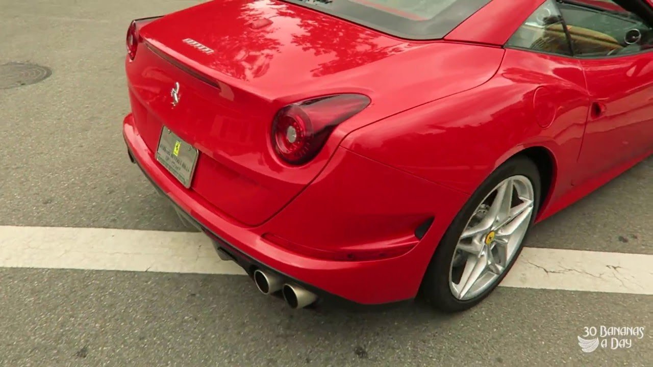 how much does cost to run my ferrari turbo youtube. Black Bedroom Furniture Sets. Home Design Ideas