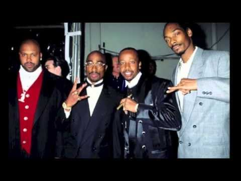Mc Hammer Too Late Playa Ft. 2Pac  (Too Tight) 1996 OFFICIAL Unreleased Death Row Album