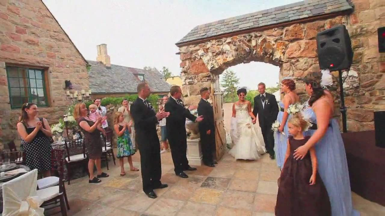 Elizabeth Brett Cherokee Ranch And Castle Sedalia Co Wedding Film You