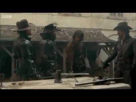 The Musketeers | Sexy Aramis, Naughty Porthos, Bitchy Athos