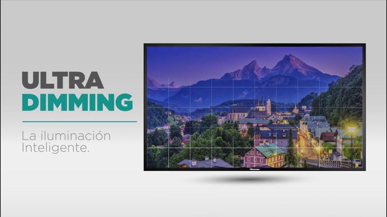 Hisense TV Tips: Ultra Dimming