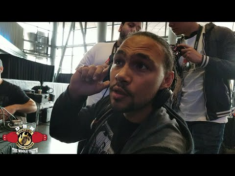 Keith Thurman says he doesn't know when Errol Spence fight will happen