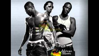 Chop my money P SQUARE feat AKON  Dancehall rmx by DJ KOOLFACE