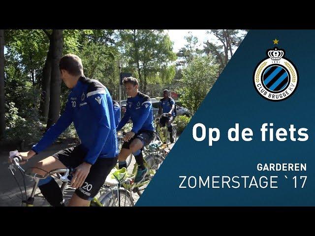 Zomerstage 2017: Op de fiets