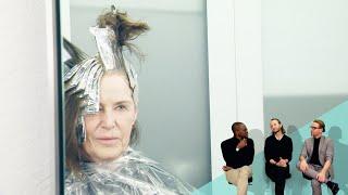 Vorher-Nachher: Die Kandidatin ist über 70 und möchte ein modernes Umstyling! Eyecatcher olé!