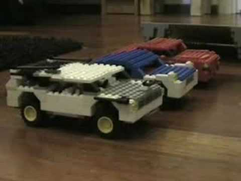 Lego car crashes 1 thumbnail