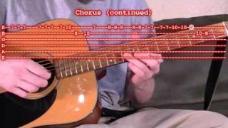 Jingle Bells Guitar Tab Lesson Mp3