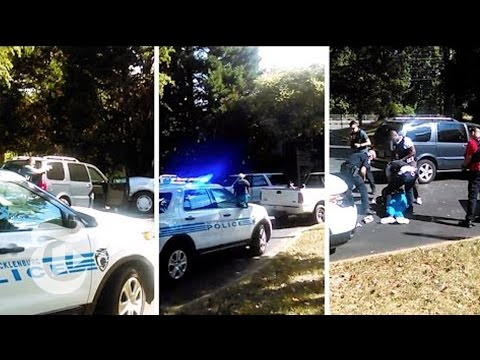 Video of Keith L. Scott Police Encounter | The New York Times