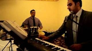 """Moheb Safdari Live """"Yaar eh sabzina"""" Mix"""