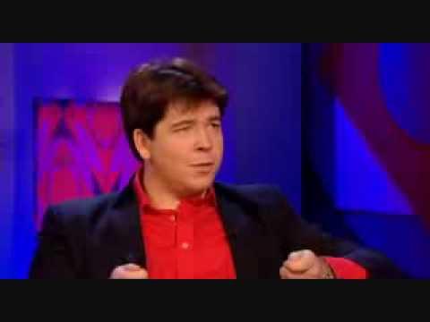 (HQ) Michael McIntyre on Jonathan Ross 2009.11.14 (part 1)