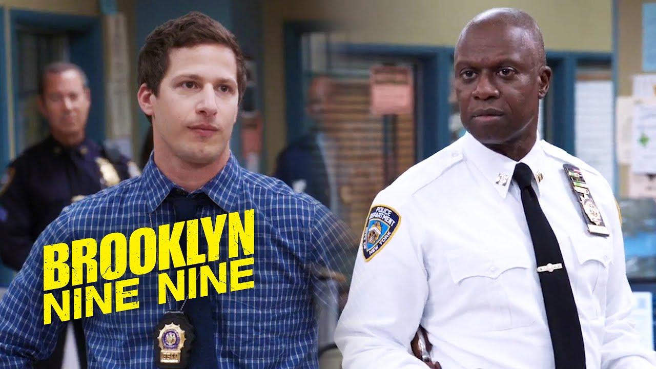 Did Jake Just Call Captain Holt Dad? | Brooklyn Nine-Nine
